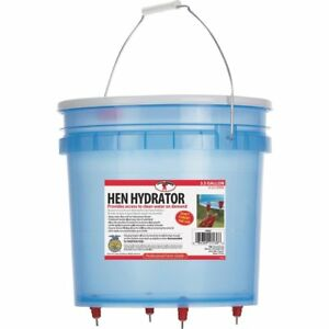 Little Giant Hen Hydrator Poultry Waterer