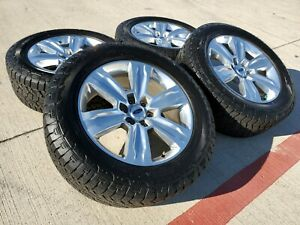 20 Ford F 150 Expedition Rims Wheels Tires 10004 Oem 2015 2016 2017 2018 2019