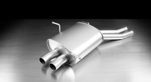 Remus Exhaust For Bmw 3 Series E46 Cabrio 3 0l 330i 170kw Axle Back