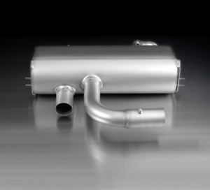 Remus Exhaust For Bmw 3 Series E90 Sedan 2 5l 325i 160kw Axle Back L R