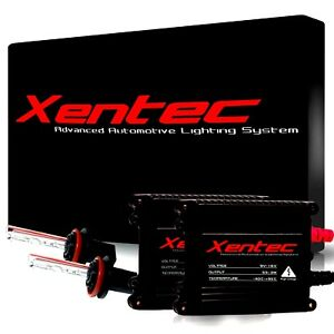 9005 H7 Xentec Xenon Lights 55w Slim Hid Kit For 2009 2016 Chevrolet Traverse
