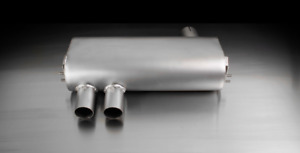 Remus Exhaust For Bmw 3 Series E91 Touring 3 0l 330i 190kw 2005 Axle Back Left