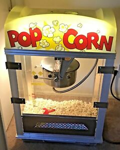 Gold Medal 2003 Whiz Commercial Counter Concession Popcorn Machine 12oz Kettle