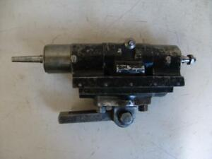 Dumore Tool Post Grinder Spindle Attachment For Lathe Spindle