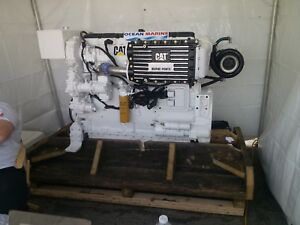 Caterpillar C 15 Marine Diesel Engines 600 To 850 Hp Also Long Blocks For Sale