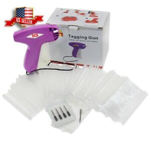 Pag Xms S13 Price Tag Standard Attacher Tagging Gun For Clothing With 5 Needles