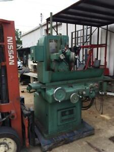 Surface Grinder Gallmeyer Livingston Model 280 8 X 24
