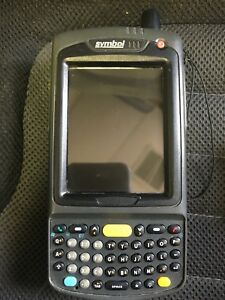 Symbol Mc70 Motorola Pda Wireless Laser Barcode Scanner Mc7090 Crd7x00 1