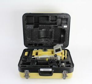 Topcon Gpt 9003a 3 Robotic Total Station Kit W Rc 3r