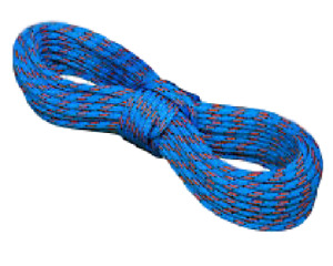 Yale Cordage Blue Moon Arborist Climbing Rope 120 Of 11 7mm 24 Strand 6 500