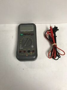 Blue Point Dmsc683mp And Dmsc683 Two Multimeter No Leads Snap on As Is For Parts