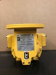 Liquid Controls M 7 Flow Meter Warranty Oil Gas Bio Diesel Lc Can Add Components