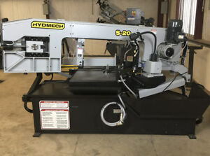 Hyd Mech S 20 Band Saw New