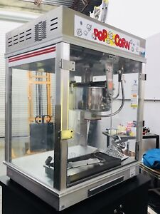 2016 Gold Medal Model 2011 70 Commercial Popcorn Machine 2114e Seasoning Pump
