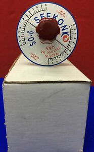 Seekonk So 6 Torque Gauge Screw