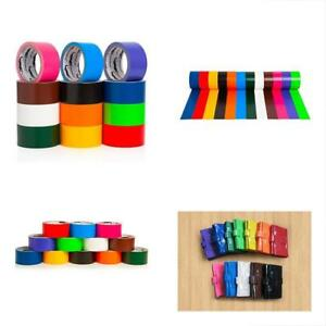 Multi Colored Duct Tape Variety Pack 12 Colors 10 Yards X Inch Rolls Girls