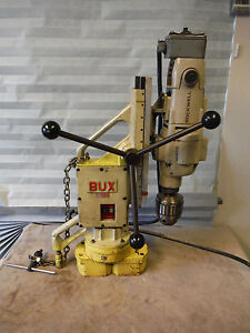 Rockwell Bux 77753 Dh 1 1 4 Power Unit Electro Magnetic Magnet Drill Press