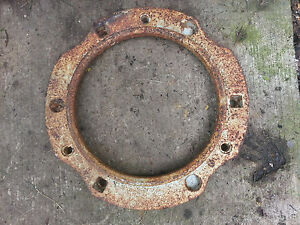 Fomoco Ford 2000 Farm Tractor Rear Wheel Weight