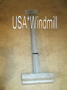 Tower Anchor Post Set For Aermotor Style Windmill Towers For 8ft