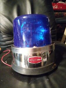 Vintage Blue action Lite By North American Signal Co