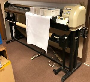 Mutoh Falcon 62 Large Format Vinyl Printer Non Working