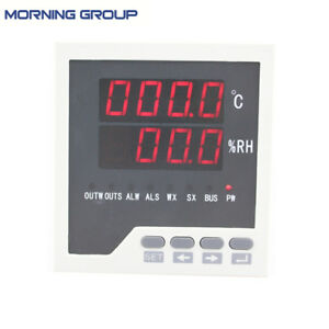 Wsk303 96 96 Led Digital Display Temperature And Humidity Controller With Sensor