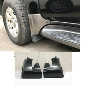 For Toyota Land Cruiser Prado Fj120 2003 2009 Front Mud Flaps Splash Guard 2pcs