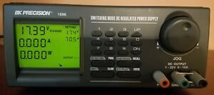 Bk Precision 1696 Programmable Dc Power Supply 1 20vdc 0 10a hardly Used