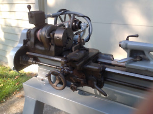 9 South Bend Bench Top Lathe 54 Bed 110v W tooling