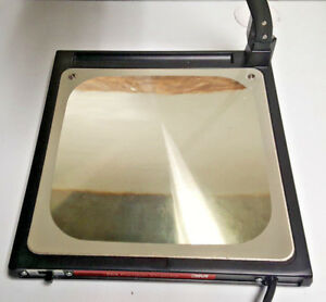 3m 589 Portable Briefcase Overhead Projector With Case