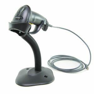 Usb Scanner With Stand And Cable Black