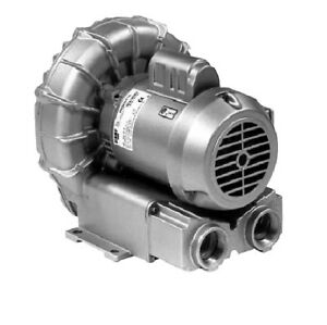 Gast Regenerative Blower Model R4310a 2 1 Hp 3 Phase 220v 460v