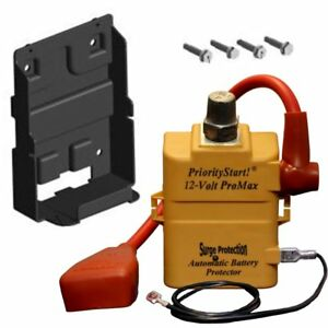 Prioritystart 12 Volt Promax Battery Protector With Holster 12v promax kit