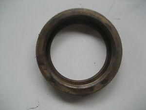 Hendey Lathe Cone Head 12 And 14 Lathe Spindle Bearing Collar Rear