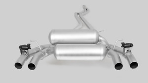 Remus Exhaust For Bmw M2 F87 Coupe M2 Coupe 3 0l 272kw 2016 Cat Back