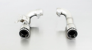 Remus Exhaust For Bmw M235i F22 Coupe 3 0l M235i 240kw 2014 Axle Back
