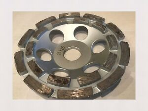 5 Inch Cup Wheel For Fast Surface Grinding Of Concrete Brick stone