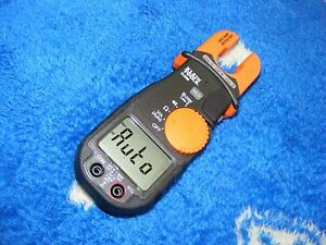 Klein Tools Cl3200 200a Multifunction Ac Fork Meter No Leads