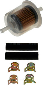 In Line Fuel Filter Fits 1942 1962 Studebaker M5 2r16 2r16a 2r17 2r17a Champion
