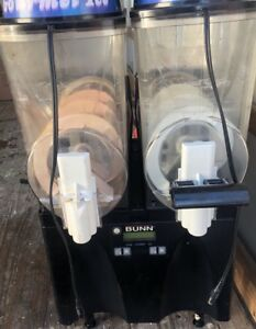 Bunn Gourmet Ice Frozen Drink Machine Bunn Slush
