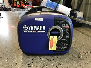 Yamaha Ef2000isv2 2000 Watt Portable Generator Ef2000is Ef2000