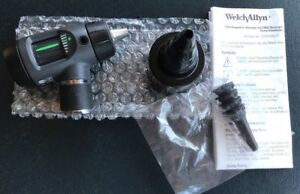 Welch Allyn 23820 l 3 5v Macroview Otoscope Head With Led Lighting
