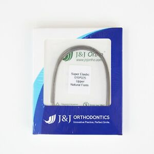 10 Packs Azdent Orthodontic Niti Superelastic Arch Wire Rectangular 10pcs pack