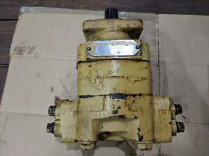 Parker Hydraulic Pump Motor Tiger Mower Pgp350 P350 Pgm350 M350 323 9112 114 2