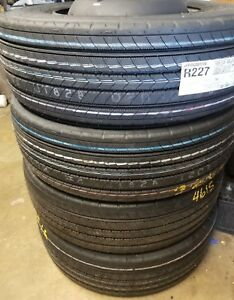 285 70 R 19 5 Bridgestone Car Hauler Wrecker Have 11 Tires 16 Ply