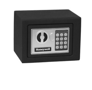 Small Steel Security Safe Digital Lock Documents Home Office Conceal Cash Wall