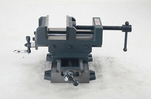 Heavy Duty 4 Bench Clamp Jaw Table Vice Plain Vice Parallel jaw Vice 100mm