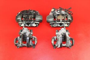 2007 2012 Mercedes benz Cls550 Set Of 4 Left Right Front Rear Calipers