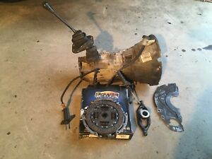 Dodge Dakota Nv3500 Manual 5 Speed Transmission W Shifter Clutch Slave 4x4