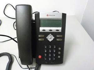 Polycom Soundpoint Ip 331 Office Phone for Charity